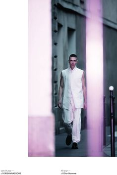 Solo:Lenny Müllerphotographed byJoe Laiand styled by Giuseppe Magistro with pieces