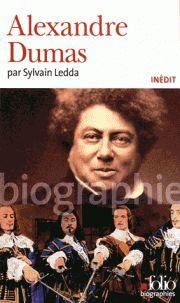 Alexandre Dumas / par Sylvain Ledda http://bu.univ-angers.fr/rechercher/description?notice=000800087