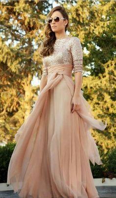 e9f645175c Summer Booker Customized Tulle Dress Modest Prom Dresses