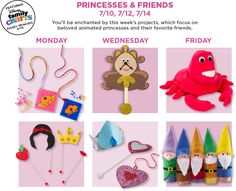 princess crafts