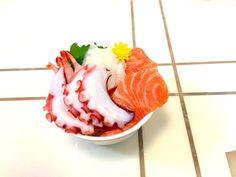 手抜き料理、コスト高^^; - 6件のもぐもぐ - 海鮮丼 by xinye