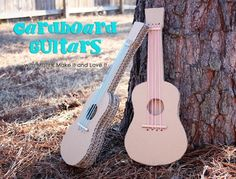 Des instruments de musique DIY à fabriquer avec les enfants