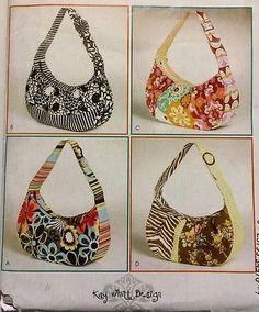 NEW UNCUT McCall's Fashion Accessories MP346/6045