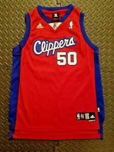 d2f4f1cd7 Youth Boys L.A. Clippers Adidas Basketball Jersey NBA #50 Maggette ...