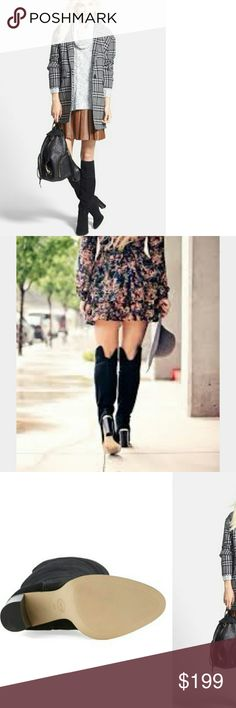 Michael Kors Beautiful Boots New Suede boots. You'll look  casual  and elegant. Michael Kors Shoes Over the Knee Boots