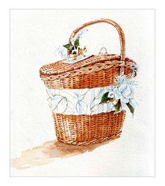 - Watercolor Illustration by Abdul salim -