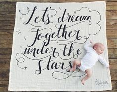 Dream Together Organic Swaddle Scarf™ – CovetedThings