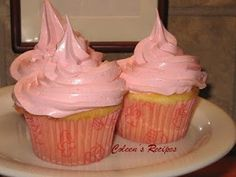 JELLO FROSTING!!  This frosting recipe is fast  super light  smooth and creamy on the tongue (very similar to a 7 minute frosting  but so much easier). Best of all  it is flavored with jello  so you can make it in ANY Jello flavor you like...watermelon? blueberry? pina colada?