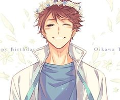 Image uploaded by アレックス. Find images and videos about haikyuu, haikyuu! and oikawa tooru on We Heart It - the app to get lost in what you love. Oikawa X Iwaizumi, Iwaoi, Kuroo, Haikyuu Fanart, Haikyuu Anime, Haikyuu Characters, Anime Characters, Anime People, Anime Guys