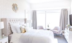 OMG We're Coming Over: Hotel Glam Bedroom for Andrea's Choice!