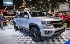 2015 Chevrolet Colorado msrp