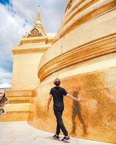 The Grand Palace, Bangkok The Bangkok, Thailand Travel Guide | Away Lands #thailandtravel