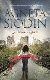 En kvinnas hjärta - Agneta Sjödin - 9789137138398 | Bokus bokhandel