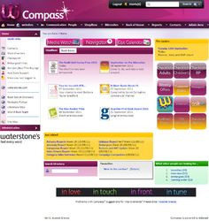 Waterstones Intranet - Compass by interact intranet, via Flickr