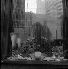 Vivian Maier, Self-Portrait, August, 1955