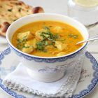 INDISK KYLLINGSUPPE (VIDEO) Wine Recipes, Indian Food Recipes, Soup Recipes, Cooking Recipes, Ethnic Recipes, Food Plus, Food To Make, Clean Eating, Curry