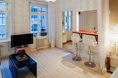 Diseño de Interiores & Arquitectura: Ideas de Diseños para Apartamentos Pequeños