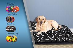 Luxury Pet Bed - 11 Designs!