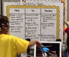 Plan Do Review, Super 3 Research Poster Research Poster, Research Skills, Media Center, Third Grade, Back To School, Classroom, How To Plan, Life, Class Room