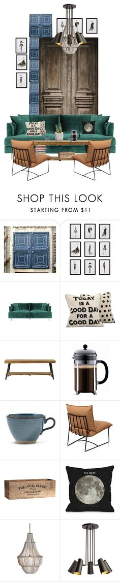 """""""Almost minimalism"""" by redheadlass ❤ liked on Polyvore featuring interior, interiors, interior design, home, home decor, interior decorating, Frontgate and One Bella Casa"""
