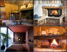 Un architetto in cucina: La magia dei caminetti tradizionali a legna