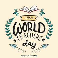 Teachers are wonderful, who proved that Learning can be a Joyous and pleasant Experience. Here BRP Infotech and the team are wishing you lots of Happiness on Teacher's Day! Wishes For Teacher, Teachers Day Greetings, Teachers Day Card, Best Teacher Gifts, Happy Teachers Day, World Teacher Day, World Teachers, Lettering Tutorial, Lettering Design