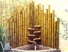 fonte de bambu 16