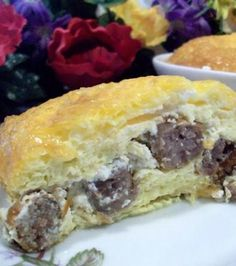 Sour Cream Breakfast Casserole