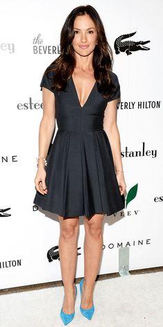 ee42436e8d6 Image result for minka kelly black dress Minka Kelly Style