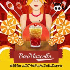 Festeggia la #FestaDellaDonna in #Mugello: quale occasione migliore per iniziare la serata con un gustoso aperitivo da #BarMacello a San Piero a Sieve. Mugello #Coupon approved!
