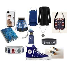 """""""Who Are You? The Doctor! Doctor Who? Exactly!"""" by mgzzy on Polyvore"""