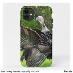New Iphone, Apple Iphone, Tom Turkey, Ipod Touch Cases, Turkey Feathers, Unique Iphone Cases, Display Case, Plastic Case, Ipad