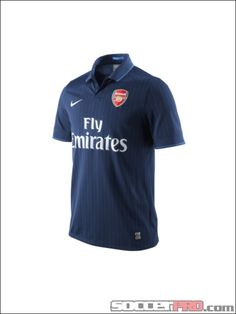 One of the most beautiful jersey - Arsenal Away 2010