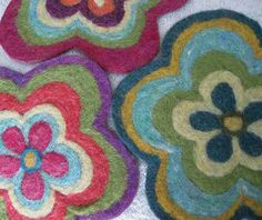 Fiber artist Neysa Russo has a new book! Just released, <em>Needle Felted Tapestries</em> is an appealing guide to the world of needle felting. Along with step-by-step instructions on how to construct wet felt and dry felt, the book presents 16 projects from Neysa's creative needles. Her designs, many inspired by her love of medieval art, are wonderfully adaptable to rug hooking. We are pleased that she shared one of the projects from her book with <em&...