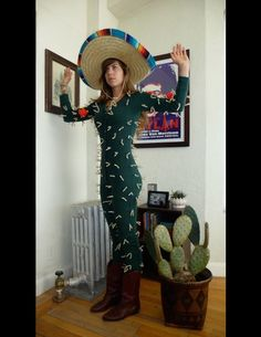 Desert Cactus - The American Apparel Halloween Contest 2012
