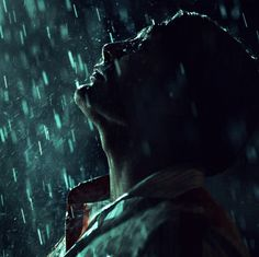 "Rain can represent the absolute definition of living and the continuation of a way of life. It can also be seen as the loss of salvation for those to whom a downpour will bring the end of days. For Hannibal, the rain washes away his sins, and ""Mizumono"" marks a new beginning for America's most popular sociopath./ Hannibal Season 2 finale"