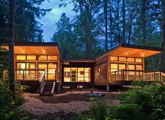 m2 Green Prefab from Method Homes