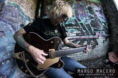 #Macero X #LivingPhotographs  Margo Macero  Kayla Sacco
