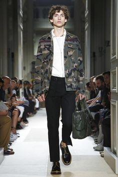 Valentino Menswear Collection Spring Summer 2017 in Paris
