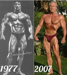 That's determination! Featuring: Frank Zane by shredded_life_