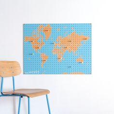 decovry.com - Blockdesign | Gaatjesbord | Word Map