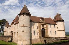 Le superbe Château de Bazoches en Bourgogne - ©SJB-CD58