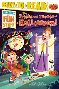 The Tricks and Treats of Halloween! (History of Fun Stuff) @ niftywarehouse.com #NiftyWarehouse #Halloween #Scary #Fun #Ideas