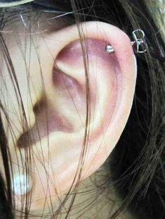 Piercing de orelha - tudo o que você precisa saber | Tinta na Pele