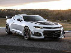 Chevrolet Camaro ZL1 1LE: Neues Performance-Modell für die Rennstrecke