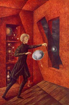The Art of Remedios Varo - Art. - somathread
