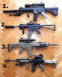 Pick one I'll choose number 4.