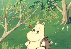 All things moomin. Cartoon Icons, Cute Cartoon, Moomin Wallpaper, Les Moomins, Sup Girl, Moomin Valley, Tove Jansson, 90s Cartoons, Aesthetic Anime