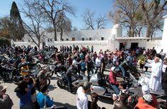 Mas de 4000 motociclistas dieron realce a este gran evento.