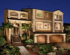 Woodbridge Built By American West Homes In Las Vegas Nevada Offers New Home Designs Ranging From To Square Feet With Up Six Bedrooms